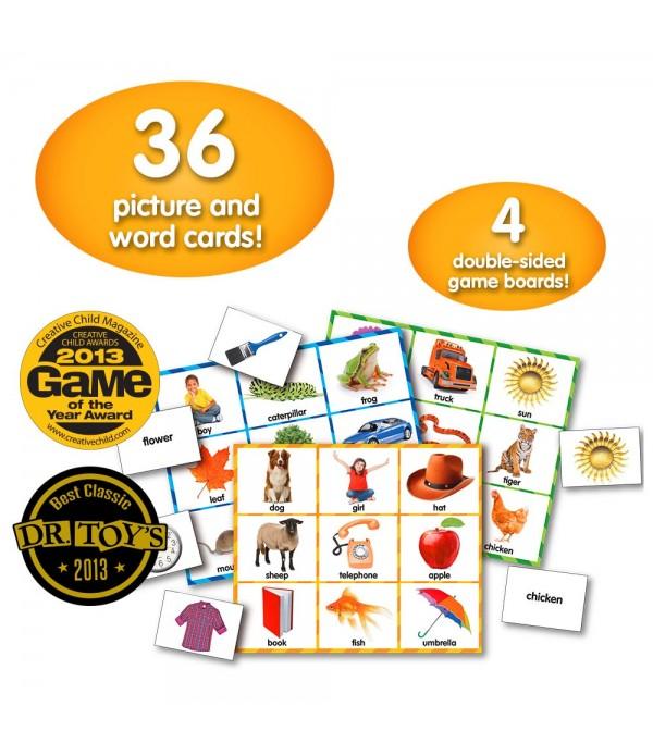 Match It! Bingo - Picture Word