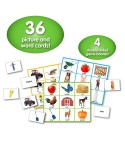 Match It! Bingo - Farm