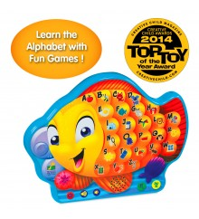 Touch & Learn Series - Alphabet Fish