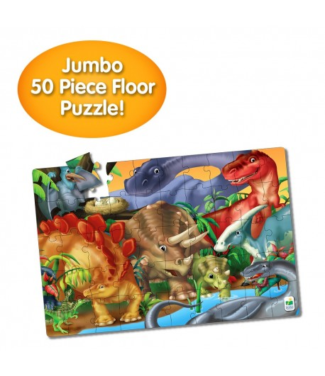 Jumbo Floor Puzzle - Dinosaurs
