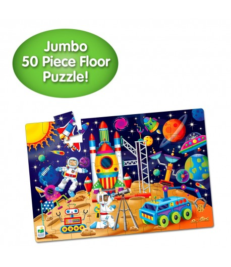 Jumbo Floor Puzzle - Out In Space
