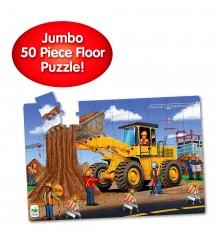 Jumbo Floor Puzzles - Dirt Digger Floor Puzzle