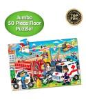 Jumbo Floor Puzzle Emergency Rescue