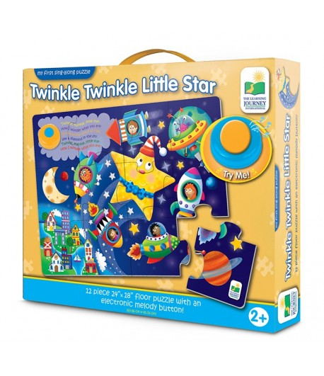 My First Sing Along Puzzle! - Twinkle Twinkle Little Star