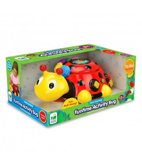 Funtime Activity Ladybug
