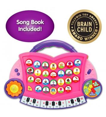 ABC Melody Maker (Pink Version)