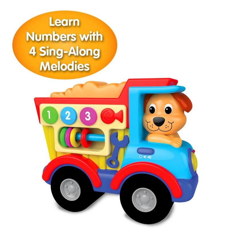 Early Learning - 123 Truck