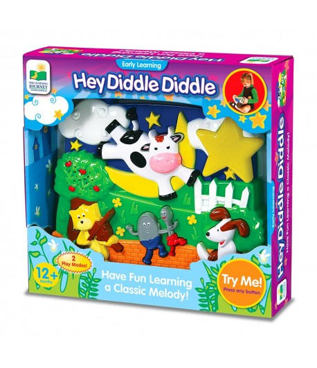Early Learning - Hey Diddle Diddle