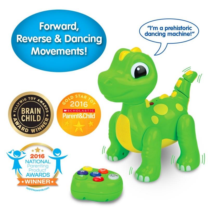 ABC Dancing Dino