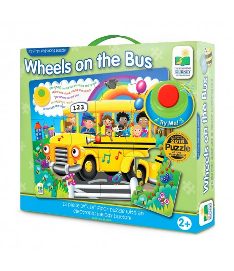 My First Sing Along Puzzle! - Wheels On The Bus