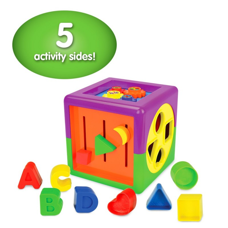 My First Activity Cube