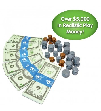 Kids Bank - Play Money Set