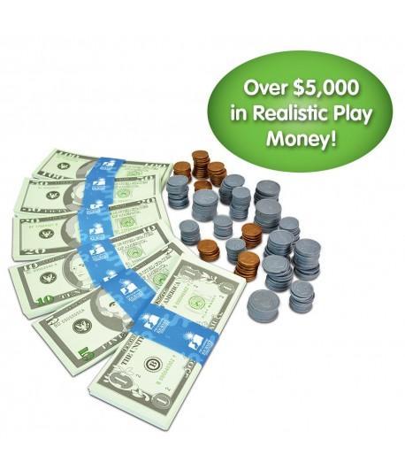 Kids Bank - Play Money Set