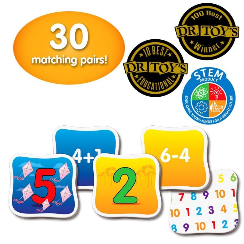 Match It! Memory - Mathematics