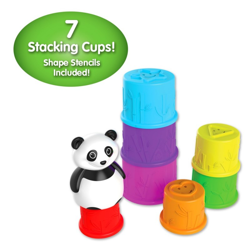 Play & Learn Stacking Cups