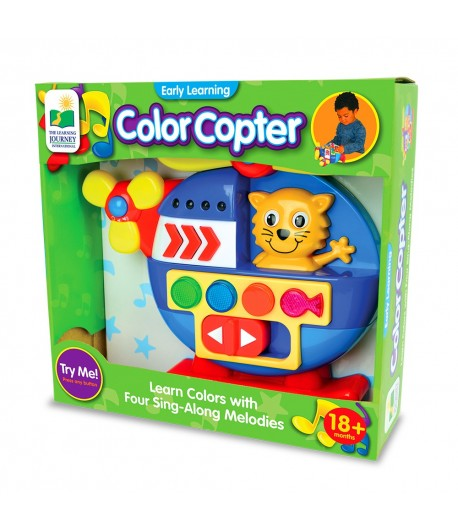 Early Learning - Color Copter