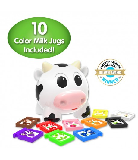 Learn with Me - Color Cow