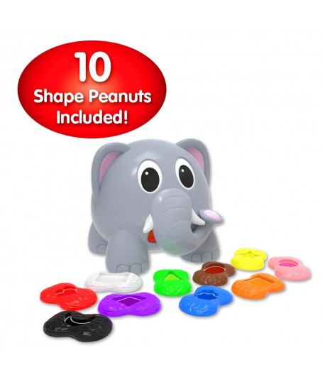 Learn with Me Shapes Elephant