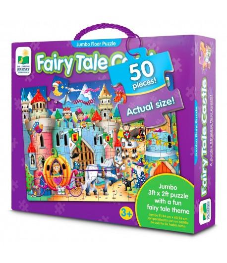 Jumbo Floor Puzzle Fairy Tale Castle