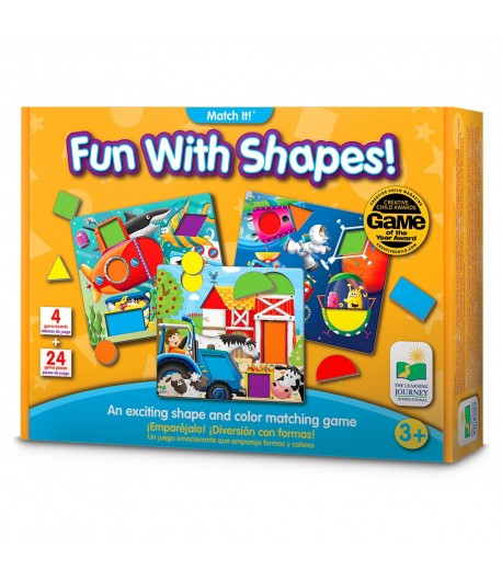 Match It! - Fun With Shapes