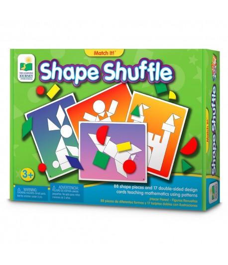 Match It! - Shape Shuffle