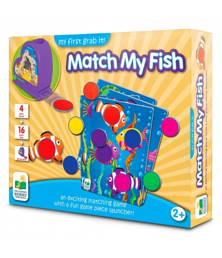 My First Grab It! Match My Fish
