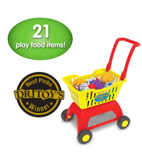 Play & Learn Shopping Cart