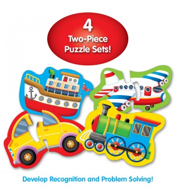 My First Shaped Puzzles -...