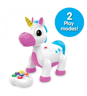 Remote Control Dancing Unicorn