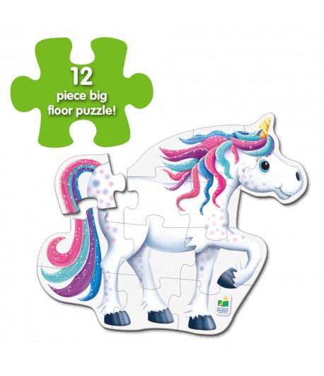 My First Big Floor Puzzle Unicorn