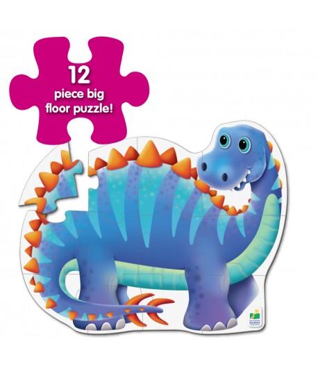 My First Big Floor Puzzle Dinosaur