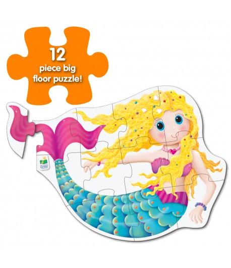 My First Big Floor Puzzle Mermaid