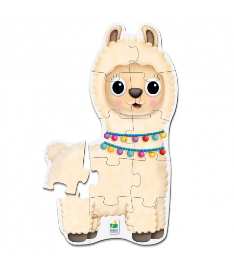 My First Big Floor Puzzle Little Llama