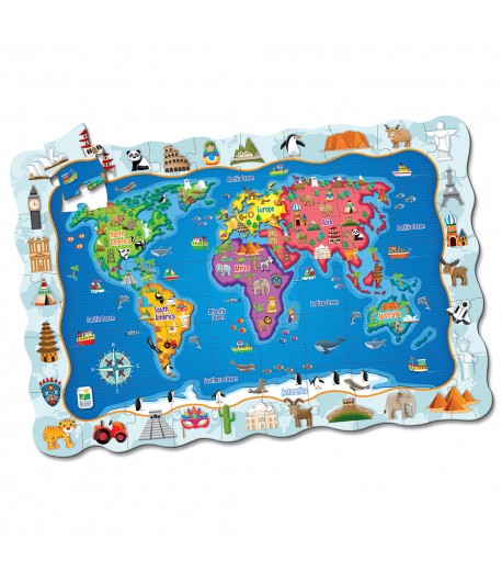 Puzzle Doubles! Find It! World