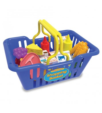 Play & Learn Shopping Basket