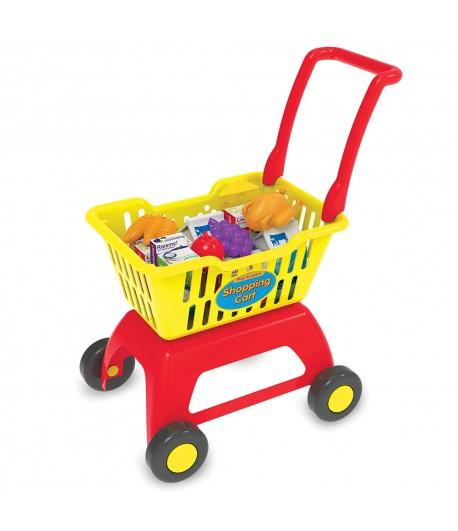 Play & Learn Shopping Cart