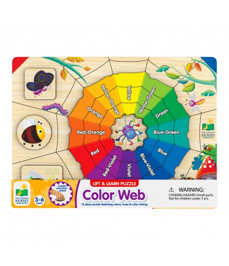 Lift & Learn Color Web